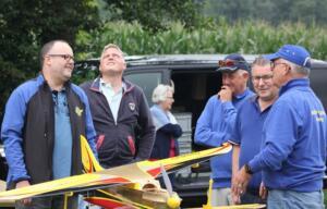 10Freundschaftsfliegen WilModellfluggruppe Rosental