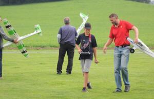 11Freundschaftsfliegen WilModellfluggruppe Rosental
