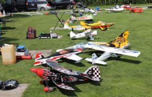 31Freundschaftsfliegen WilModellfluggruppe Rosental