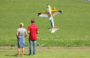 45Freundschaftsfliegen WilModellfluggruppe Rosental